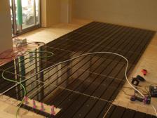 床暖導入事例 供合保育園様